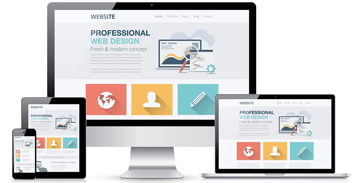 Agence de création de sites web